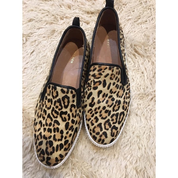ca33fc482a4 Halogen Shoes - Baylee Platform Slip-On Leopard Sneaker Halogen